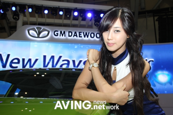 gm daewoo beat mini concept car