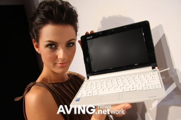 Acer Aspire One Mini Laptop with WiMAX Technology
