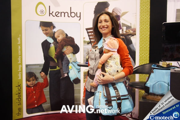 Kemby Sidekick Review - Baby Bag. Baby Carrier. Both ...